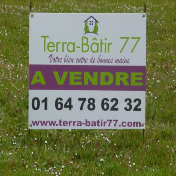 Offres de vente Terrain Achères-la-Forêt 77760
