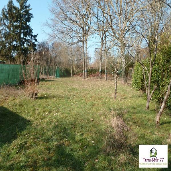 Offres de vente Terrain Montigny-Lencoup 77520