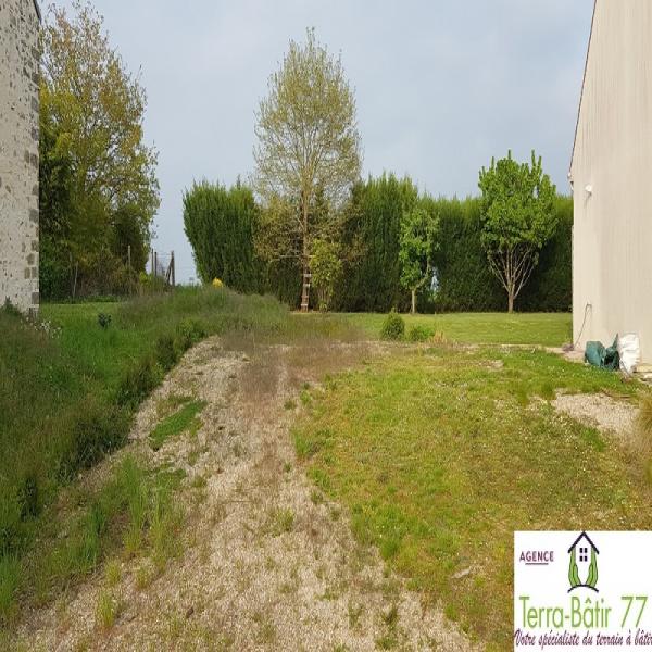 Offres de vente Terrain Vulaines-sur-Seine 77870