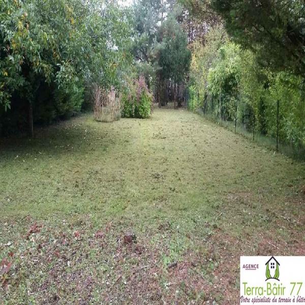 Offres de vente Terrain Montereau-Fault-Yonne 77130